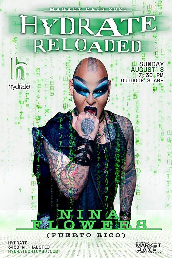 Hydrate Reloaded: DJ Nina Flowers