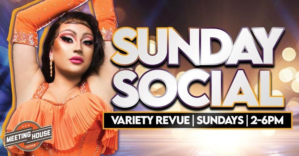 Sunday Social with Chamilla Foxx & DJ RONS