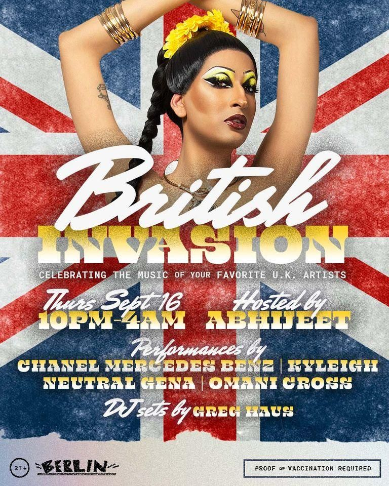 British Invasion 09/16