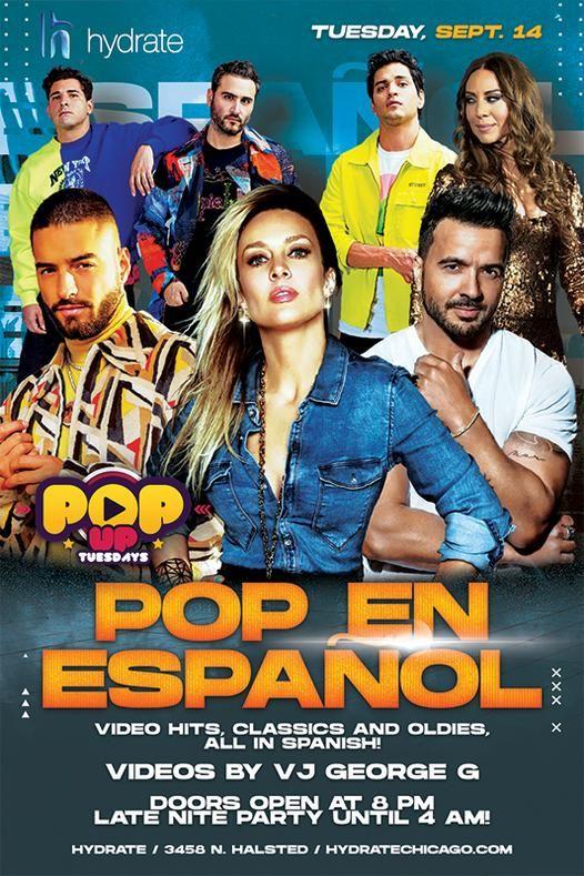 Pop En Español