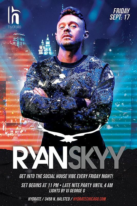 Social House ft Ryan Skyy